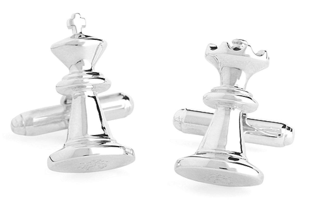 Brooks Brothers Chess Piece Links