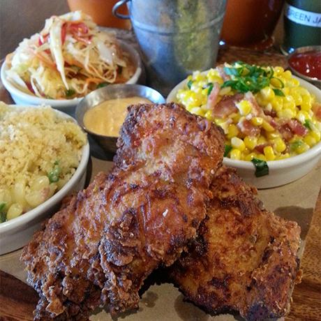 chicken sq