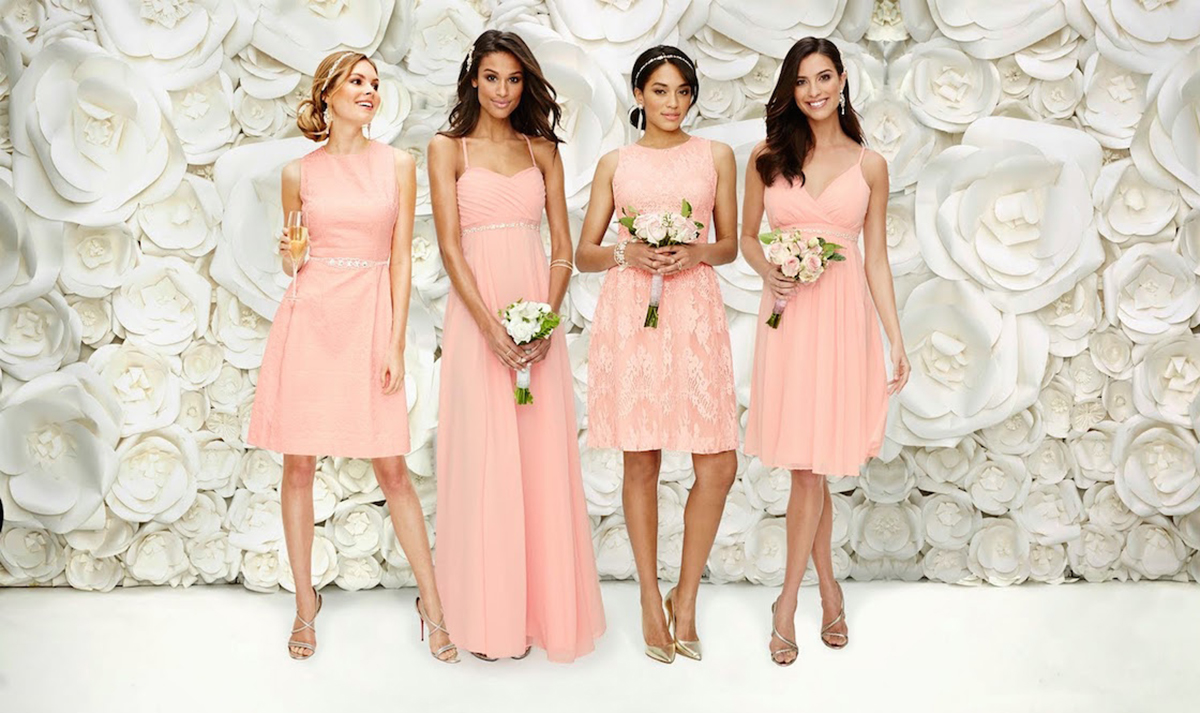 Cheap Wedding Dresses Brooklyn Ny: Eva Mendes Has A New Line Of Bridesmaids Dresses
