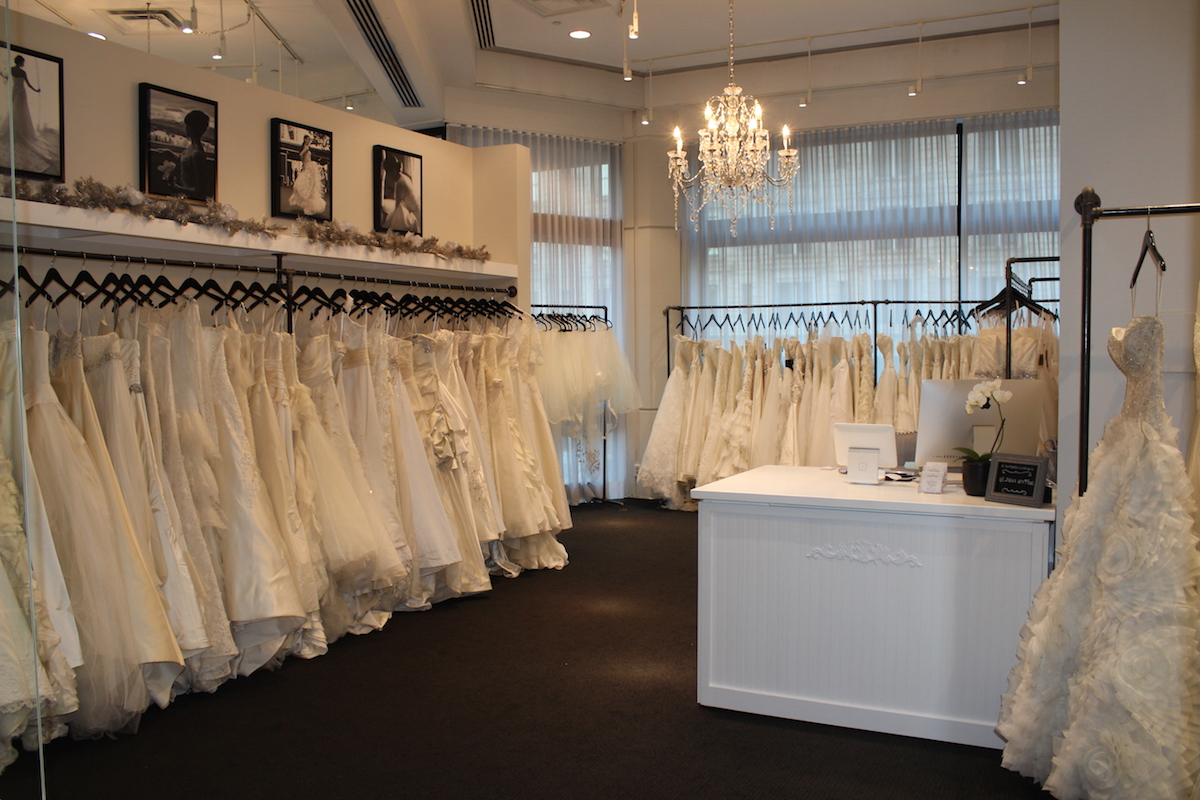 wedding dress consignment