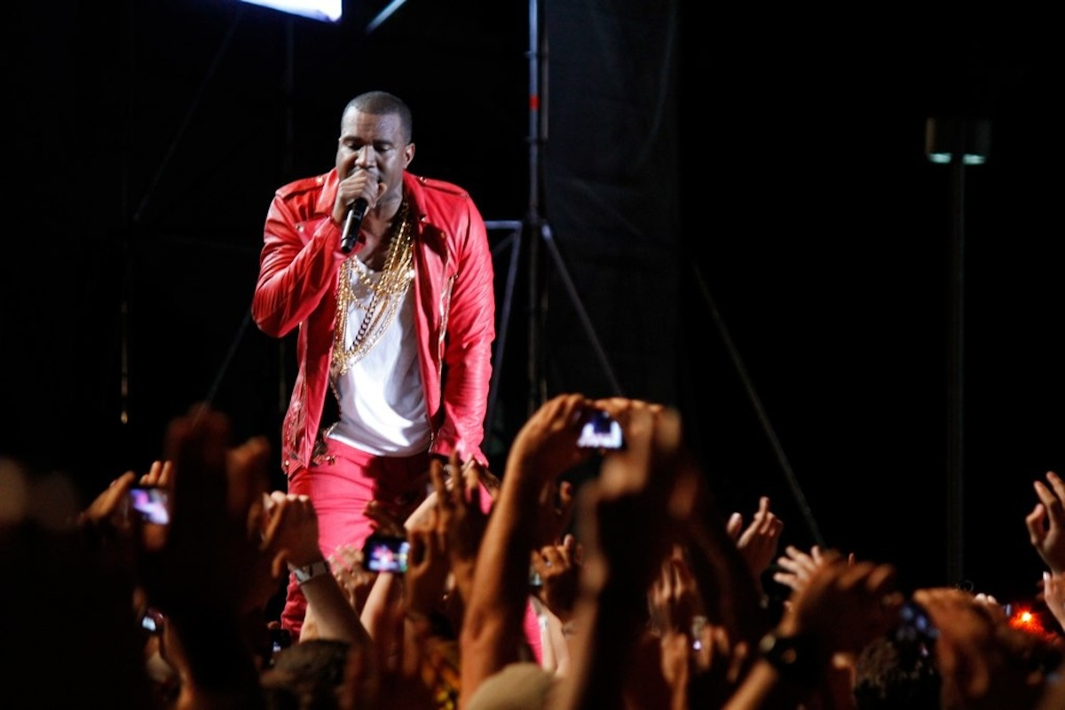 Kanye West by  on Flickr