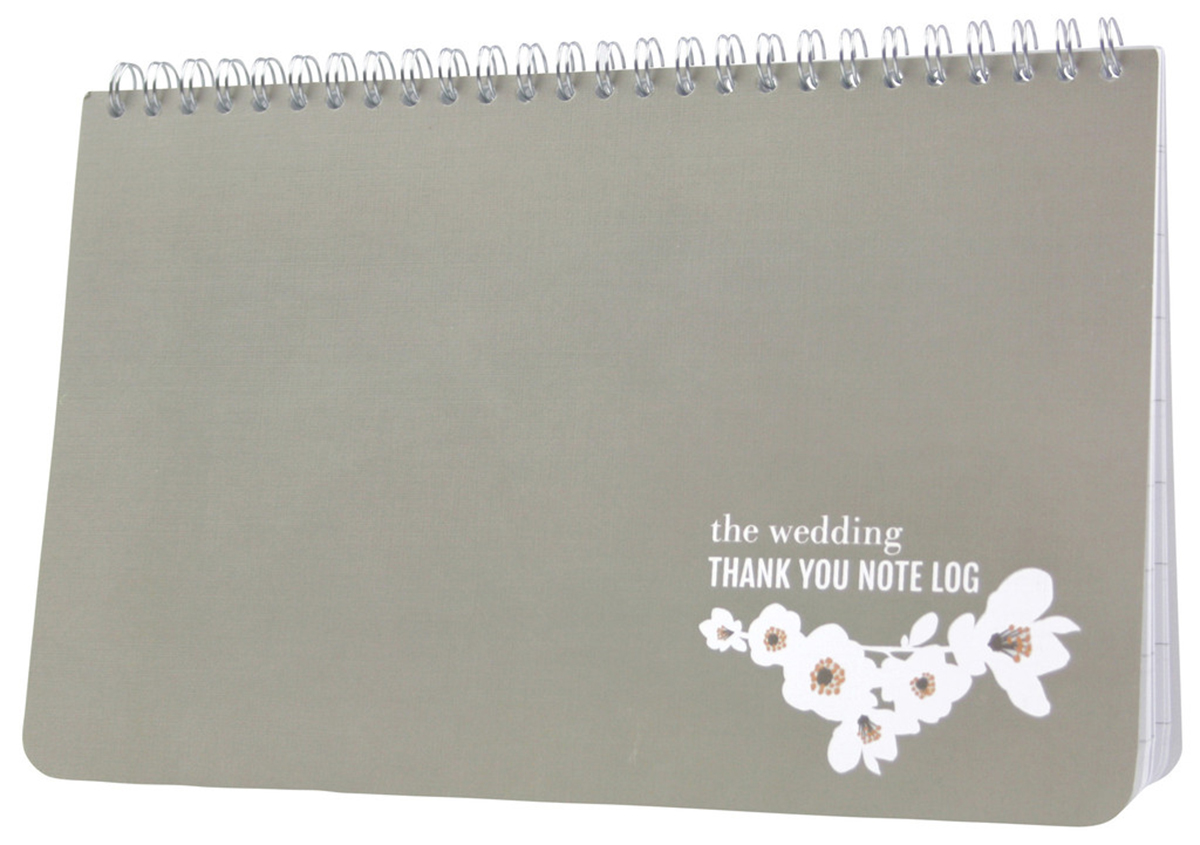 smudge-ink-wedding-thank-you-note-log