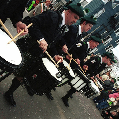 BOSTON DRUMS