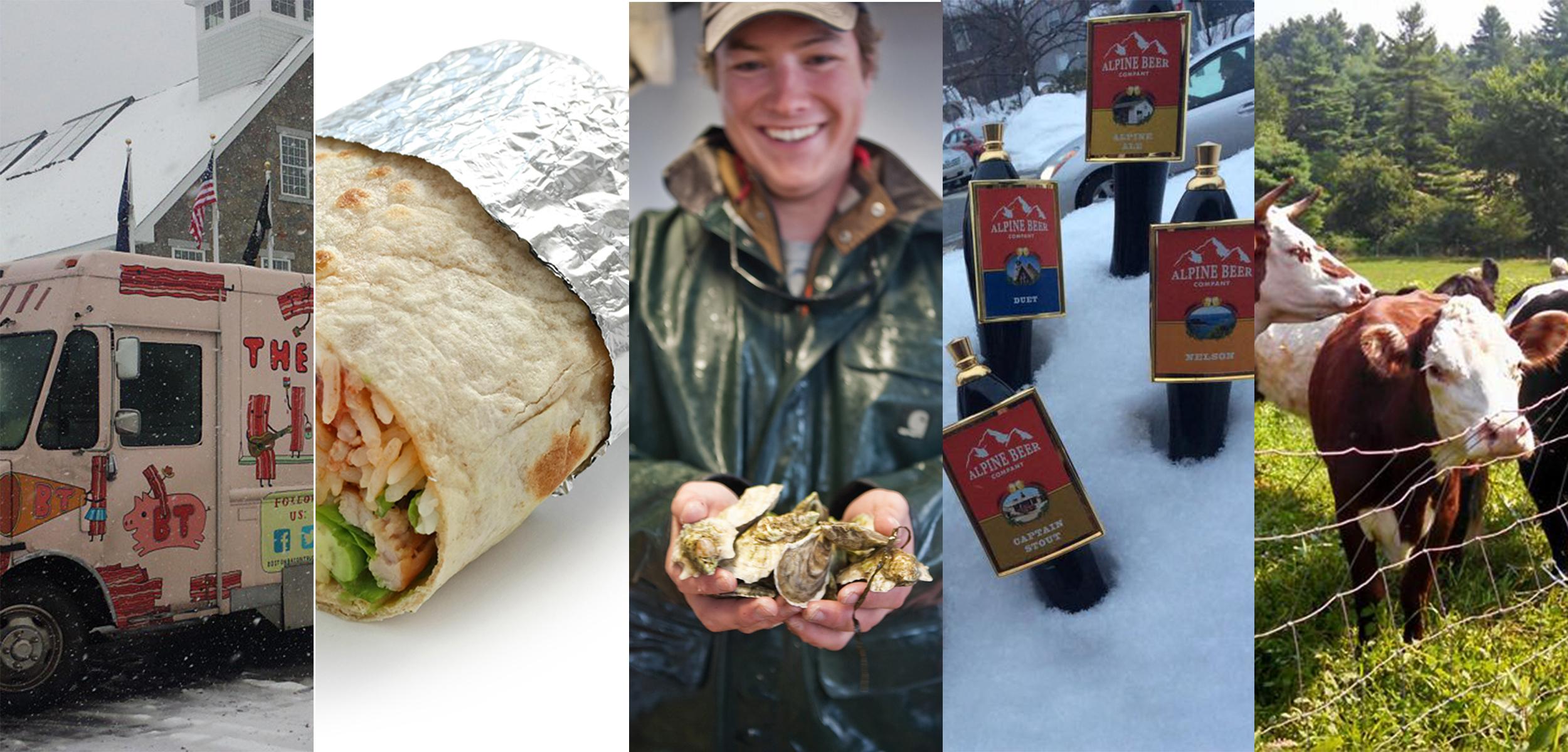winter storm food industry