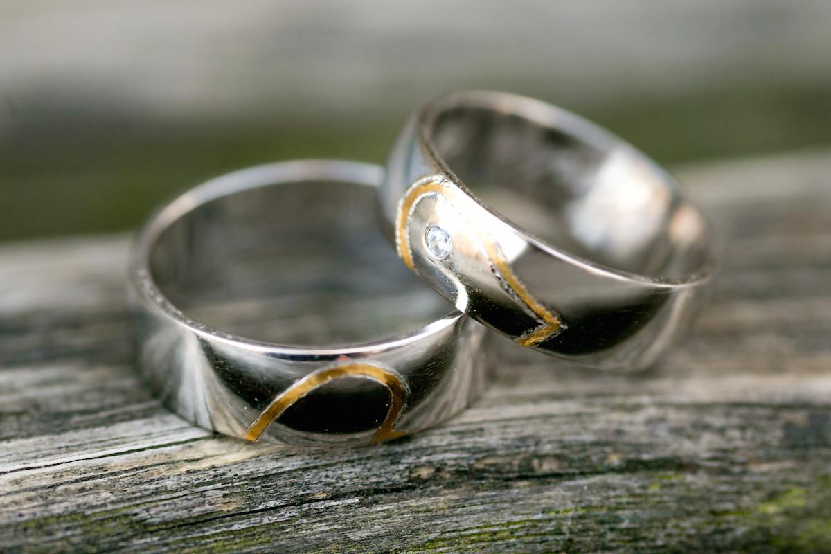 wedding bands shuttershock