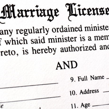 460 shutterstock_marriage license