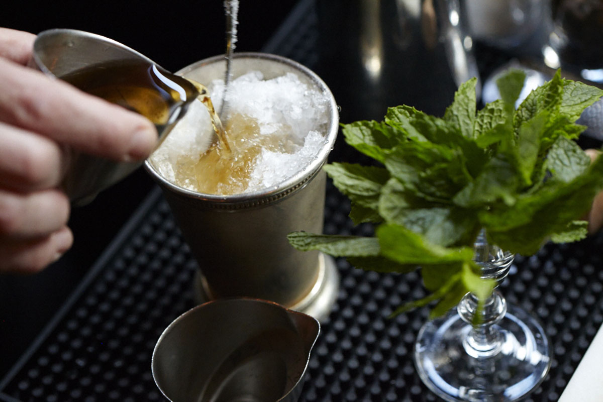 Mint Julep at Drink