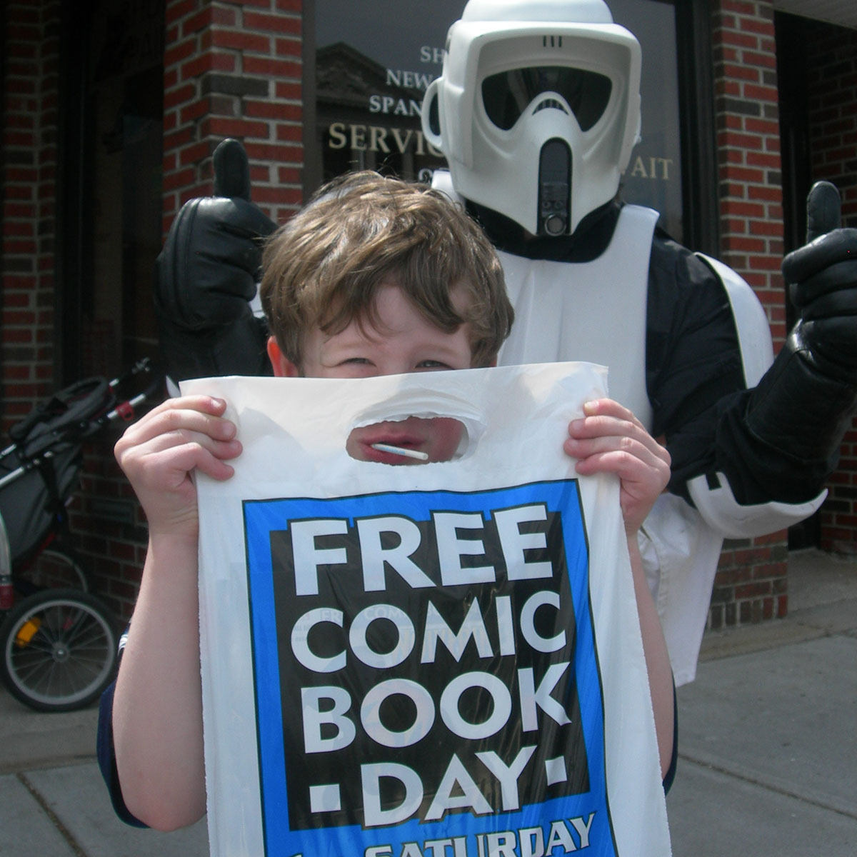 Free Comic Book Day Boston