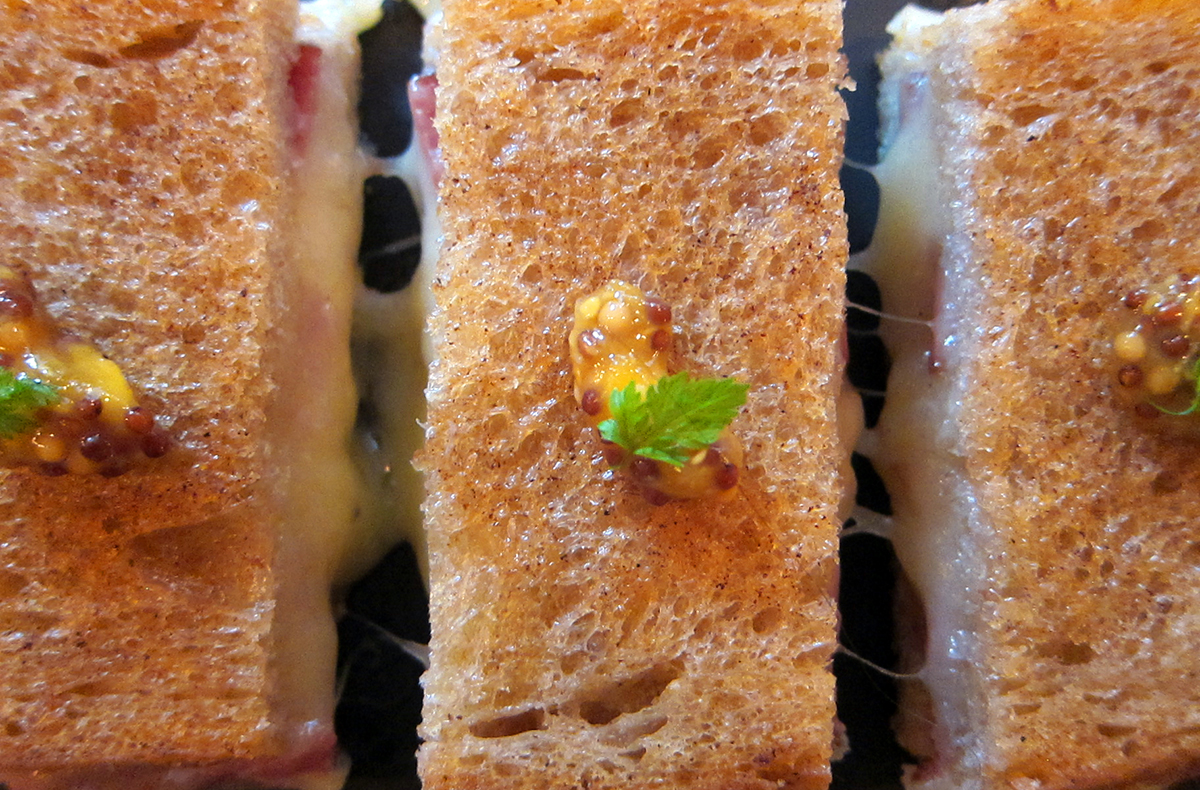 Grilled Cheese at Drink, Fort Point