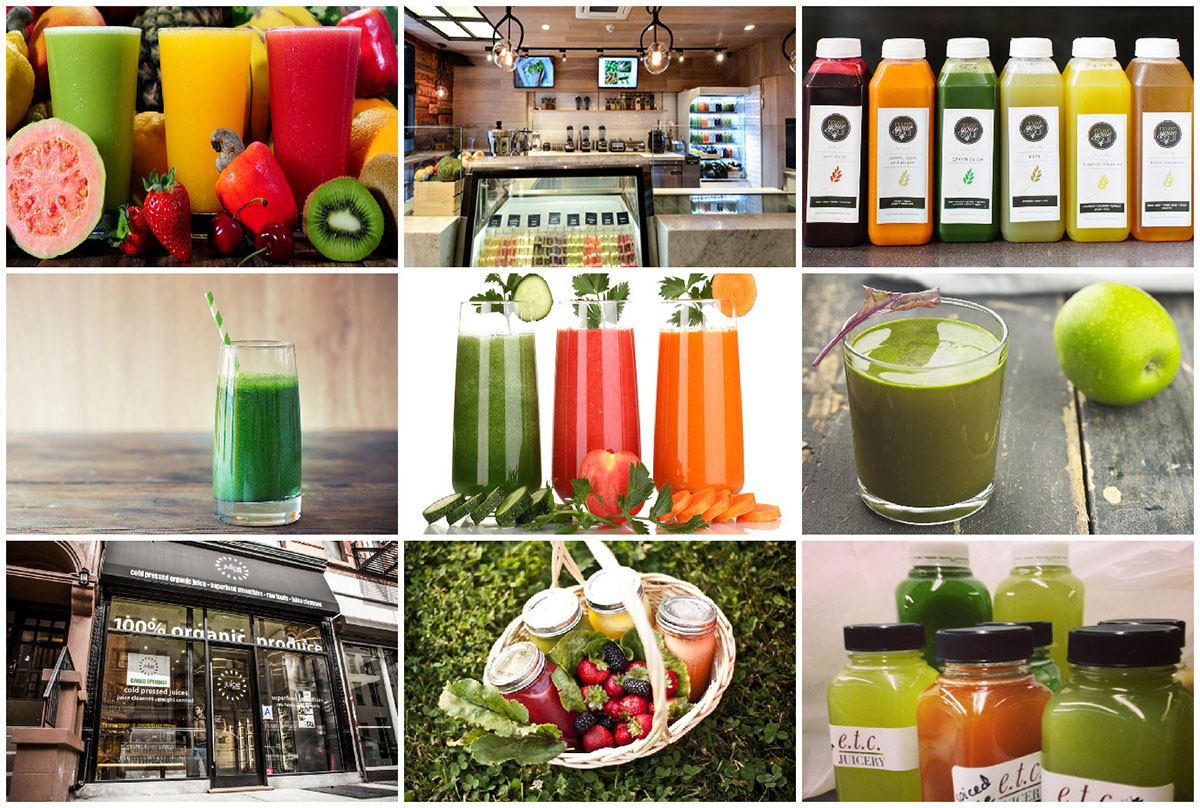 Juice Bars in Boston