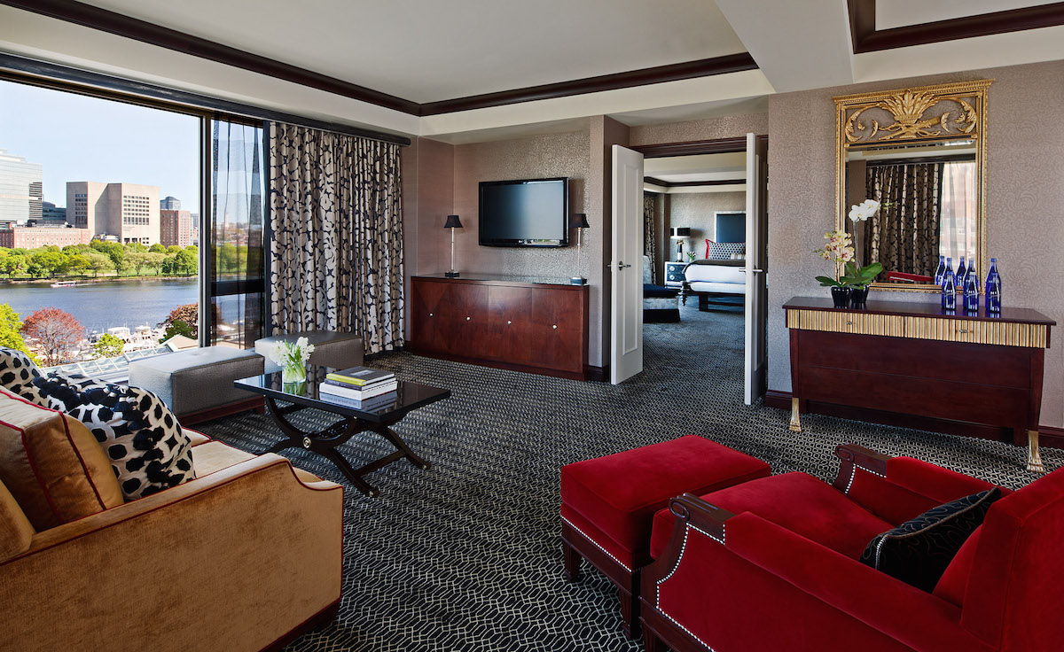 Presidential Suite/ Photography courtesy of Hotel Marlowe