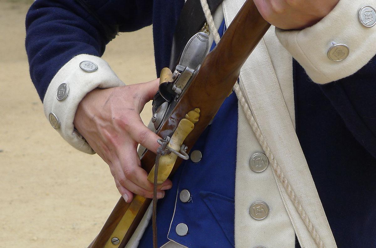 Redcoats & Rebels Revolutionary War Reenactment
