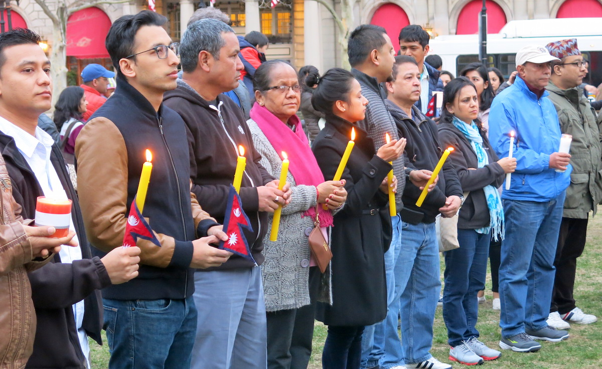 Support Earthquake Relief In Nepal >> Boston Supports Nepal Earthquake Relief Efforts