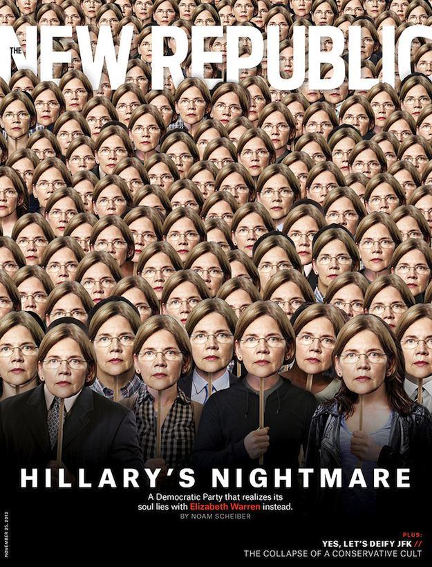 New-Republic-Cover-Elizabeth-Warren-Hillarys-Nightmare