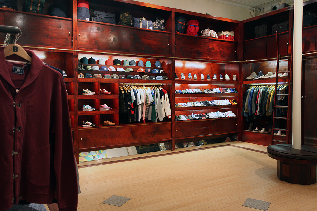 Best clothing stores in boston