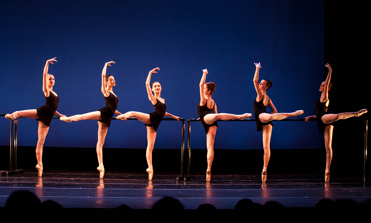 boston ballet the strand