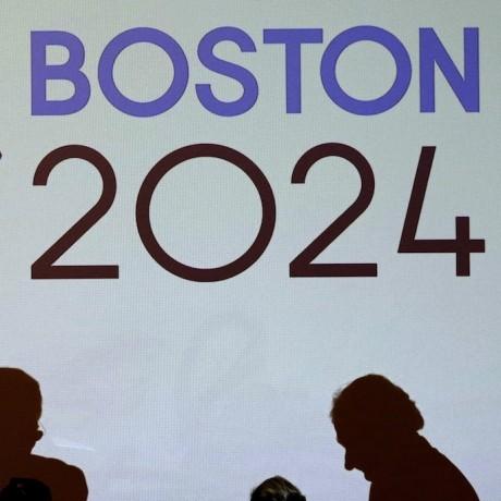 APTOPIX Boston 2024 Olympics