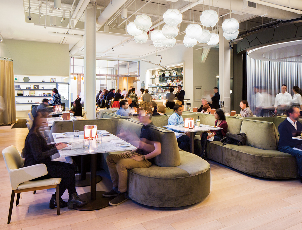 Restaurant review: café artscience