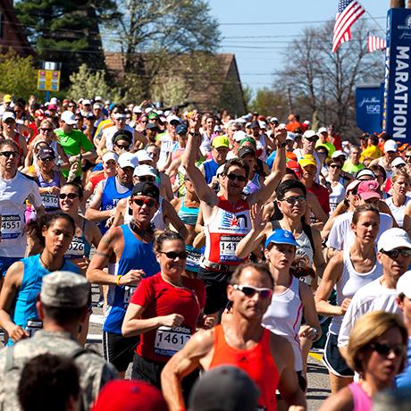marathon sq
