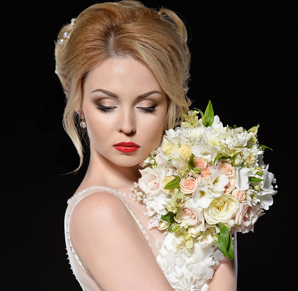 Bride Wore Red Lipstick 86