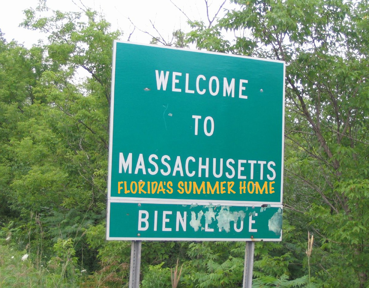 Welcome to Mass. Photo by Ken Lund on Flickr / Creative Commons