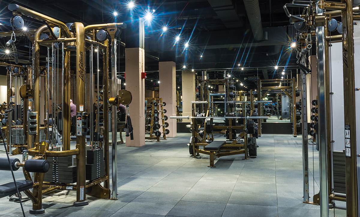 new gyms in boston