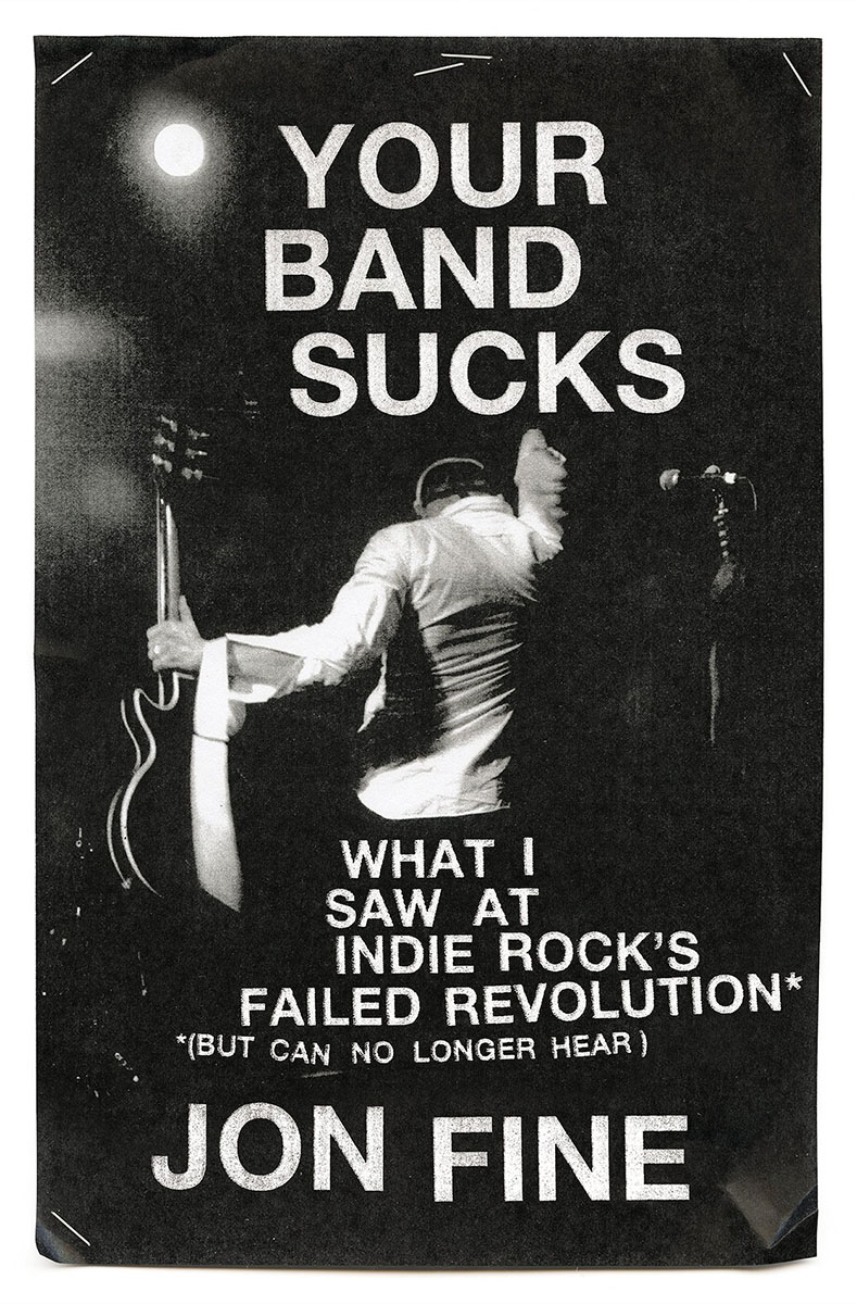 Your Band Sucks book cover