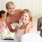 460 shutterstock_Bride With Mother At Wedding Reception