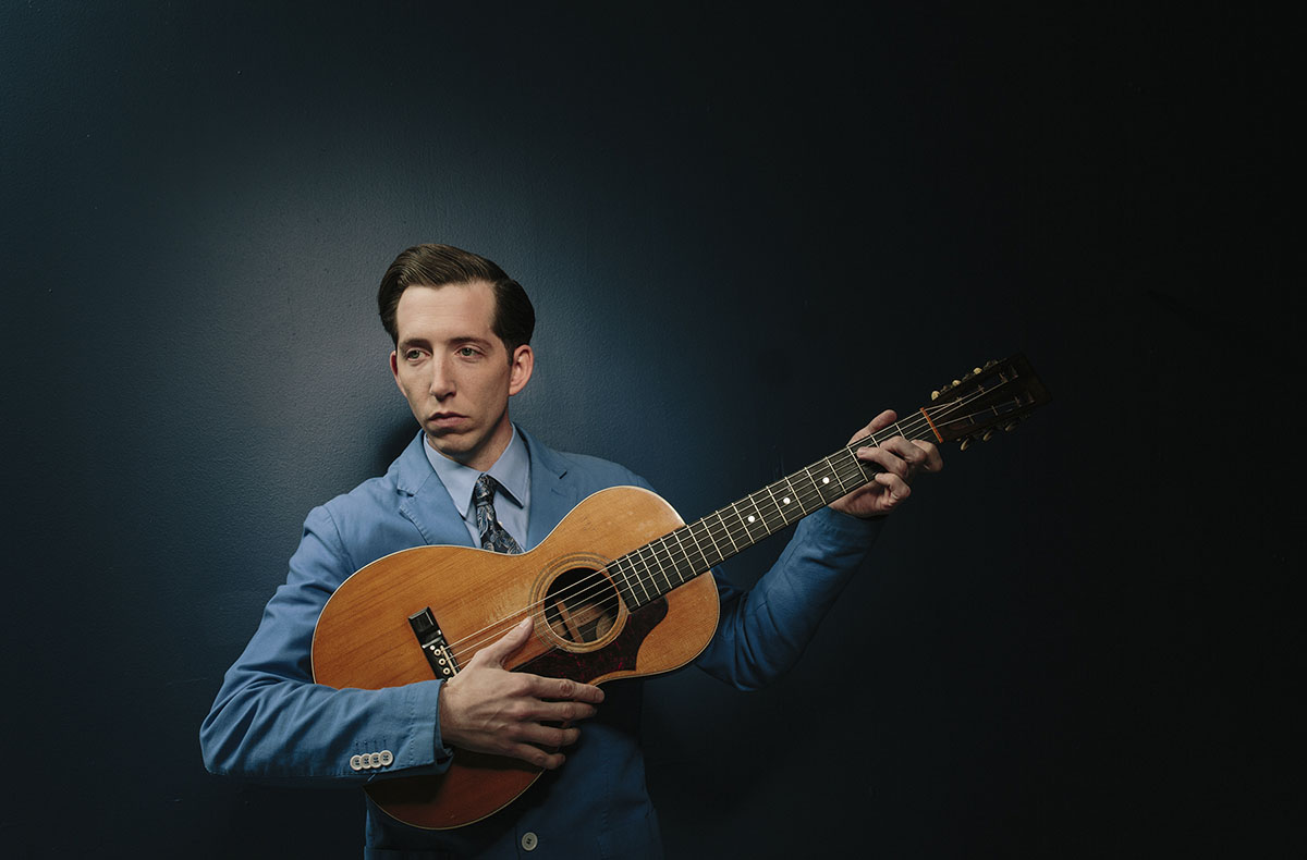Pokey LaFarge plays the Sinclair on May 7