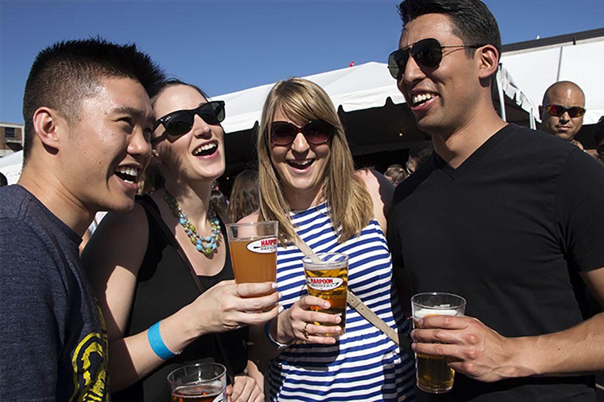 Harpoon Fest / Photo courtesy Harpoon Brewery