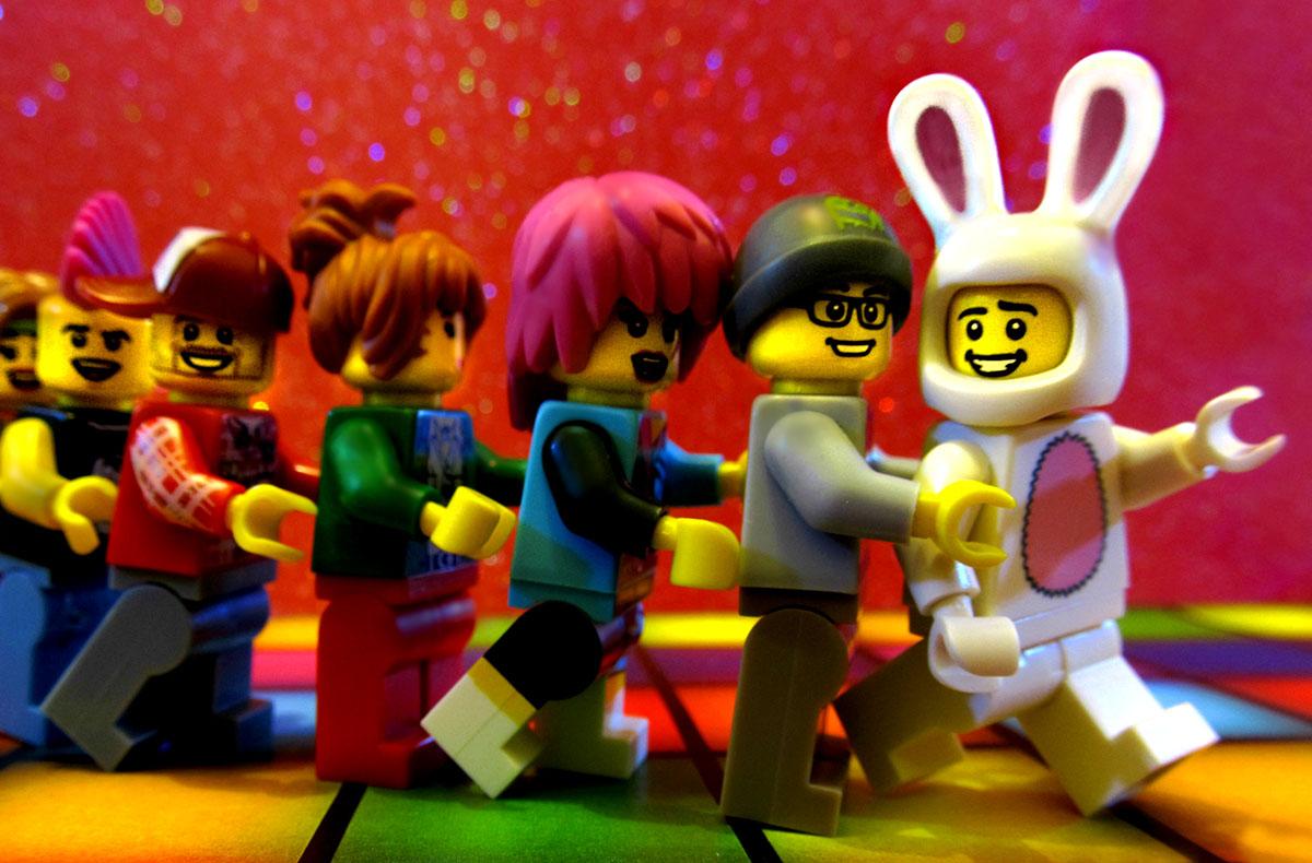 Lego adult night