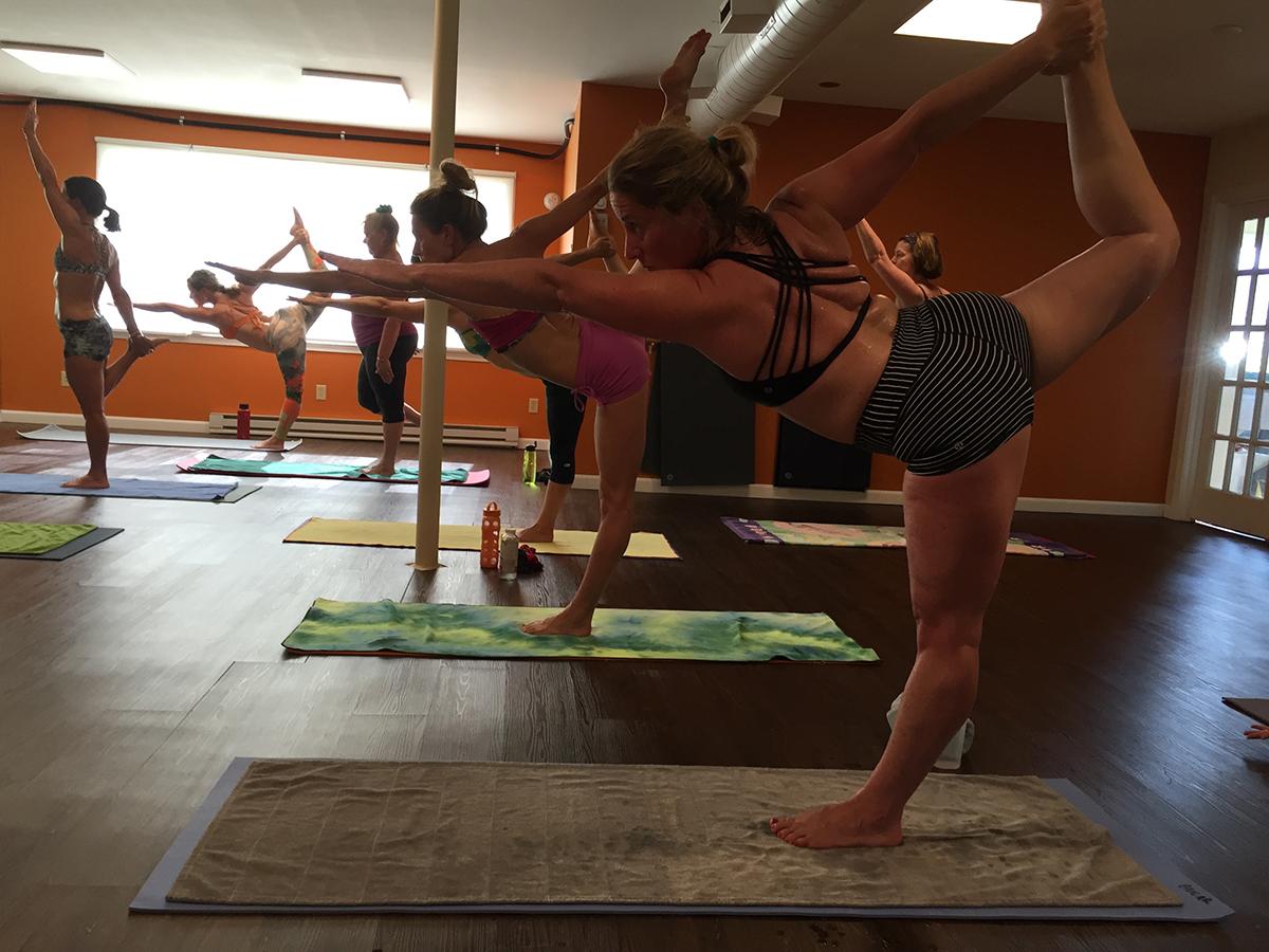Bikram Yoga Brewster
