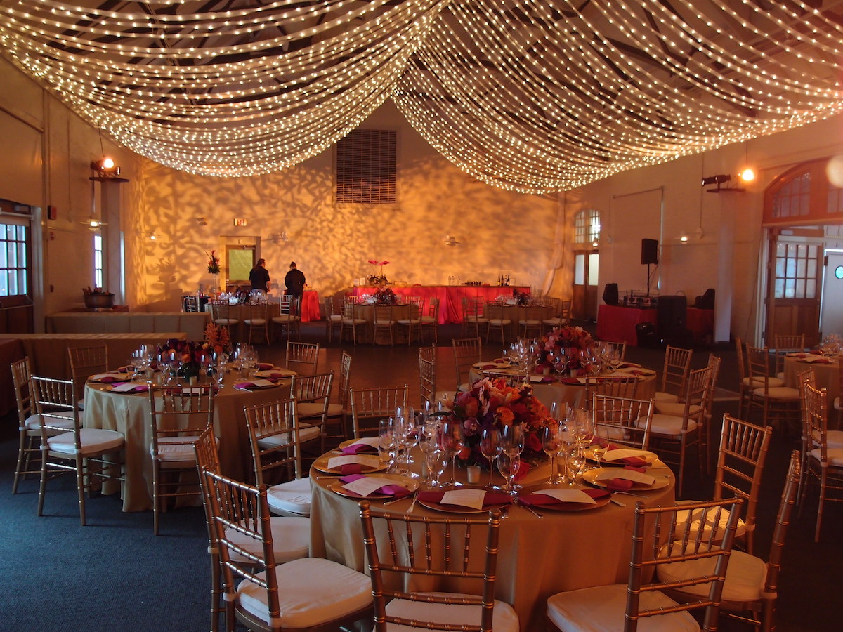 wedding lighting tips