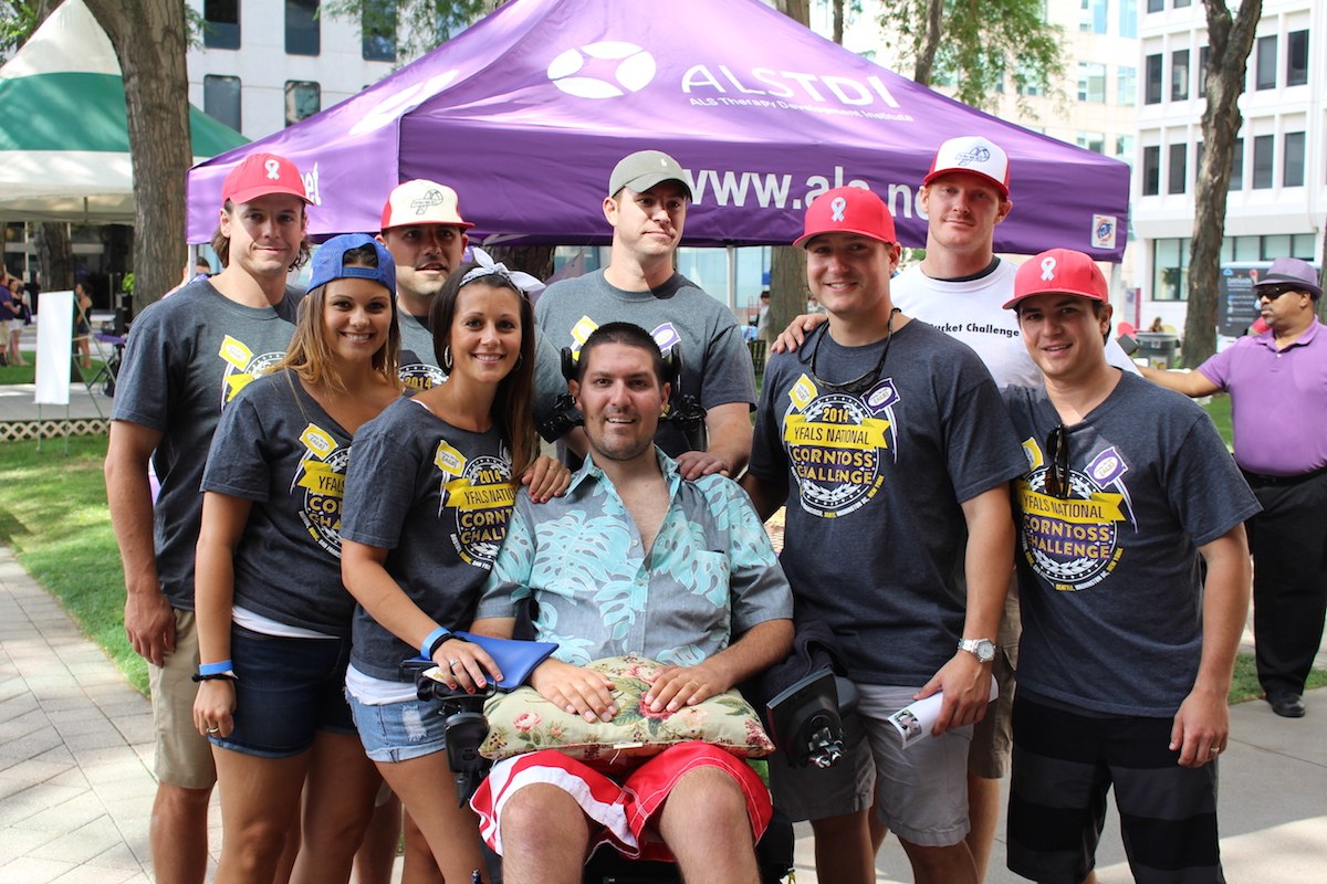 Pete Frates to get help with ALS medical bills