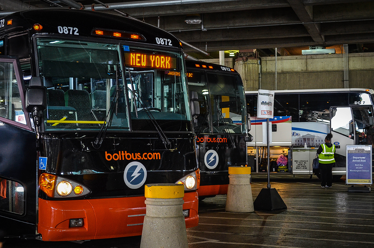 Bolt Bus image by M01229 on Flickr.