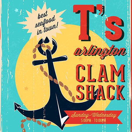 T's Clams