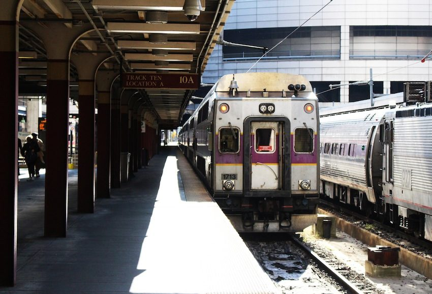 MBTA to Use Motion Sensors to Count Commuter Rail Riders