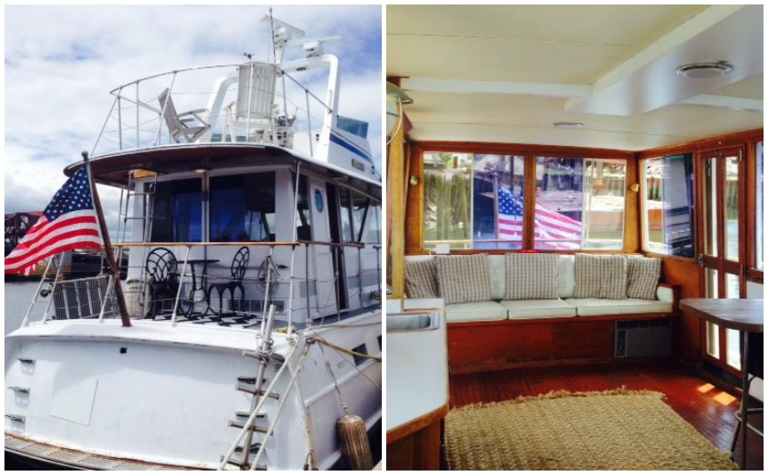 Five Houseboats to Rent This Summer