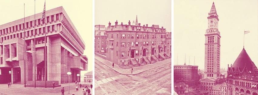 Photo courtesy of Boston Landmarks Commission and the Boston Public Library.