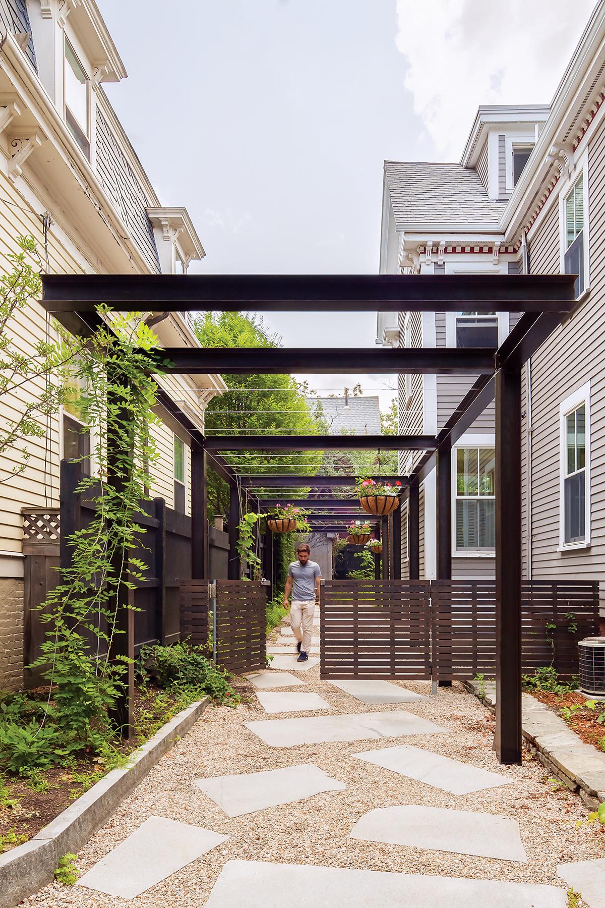 Terrace Architecture
