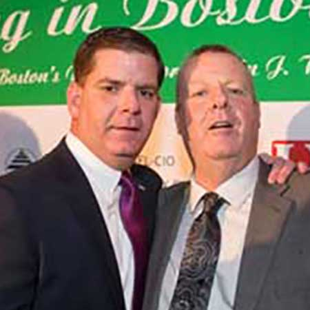 Marty Walsh cousin