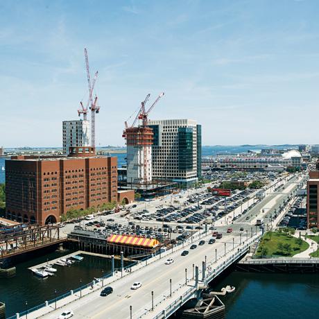 Seaport District, Boston, MA