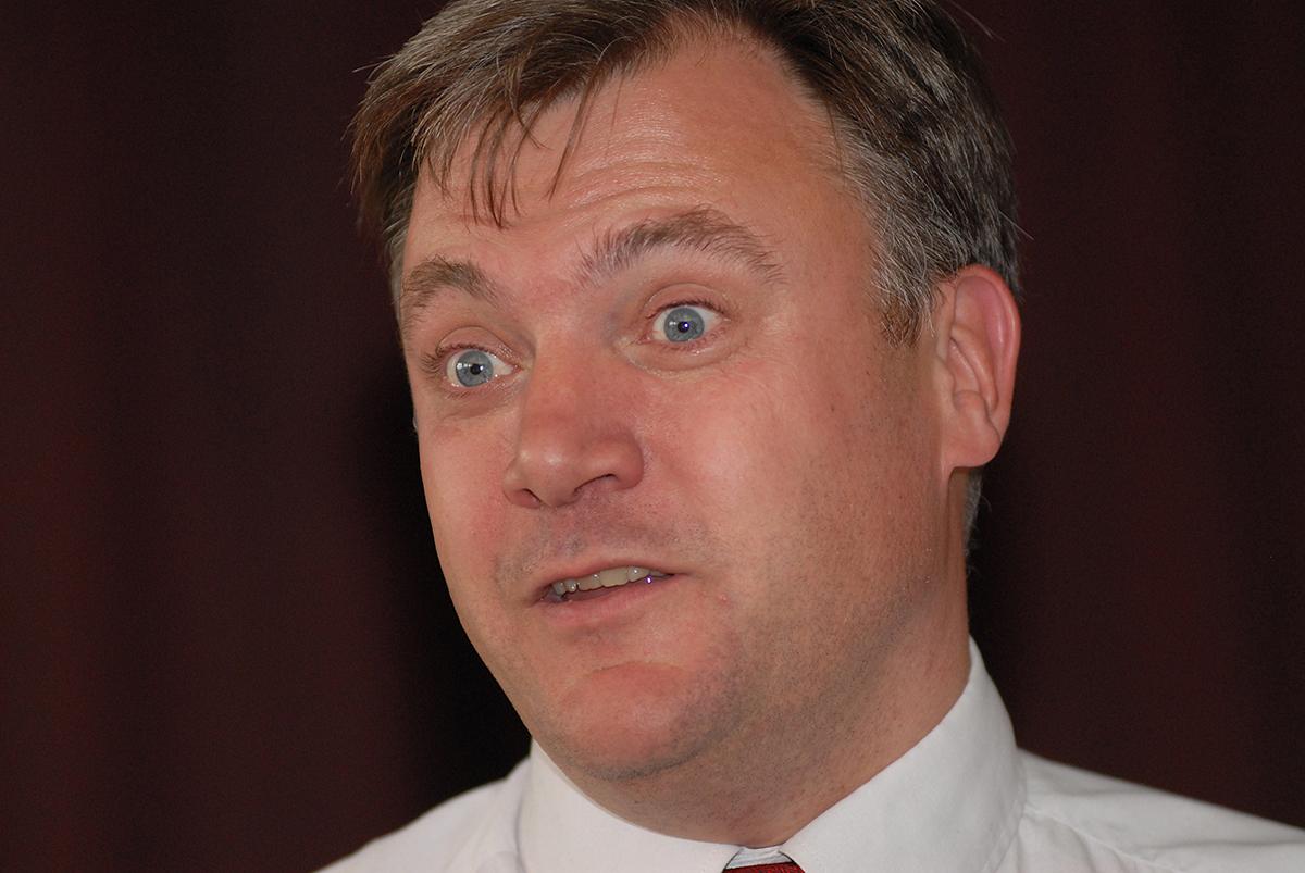 Ed Balls MP, Denton by Harry Potts on Flickr/Creative Commons