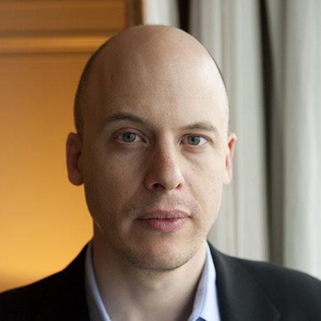 Lev Grossman Toronto 2011