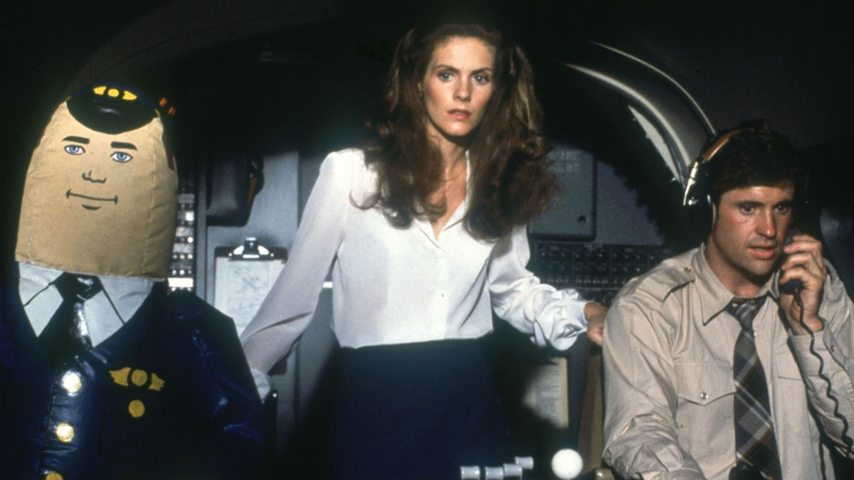 Still from Airplane!