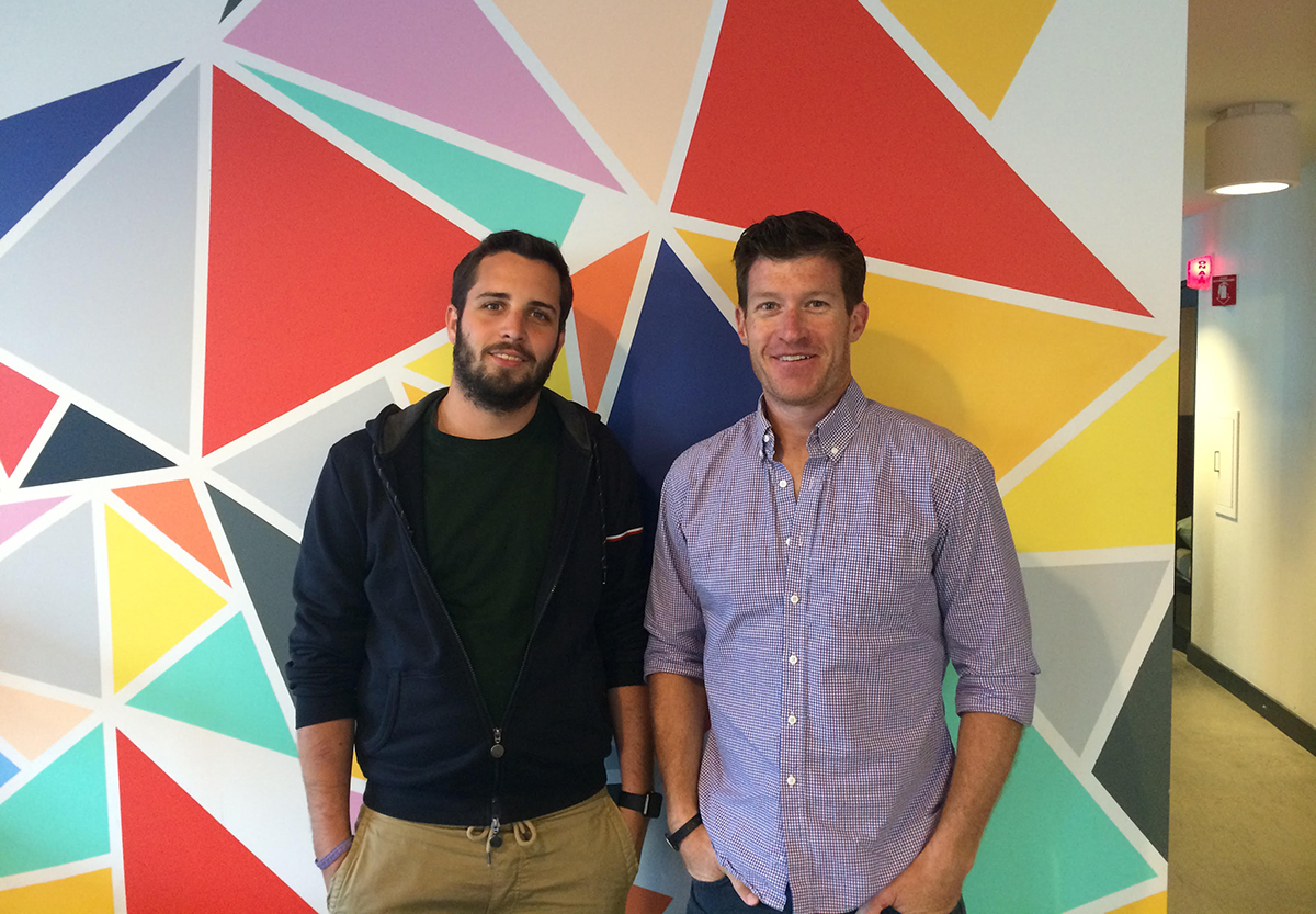Flutter Spencer Bramson and Tom O'Keefe