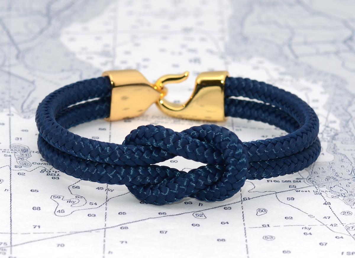The Newport bracelet/photograph courtesy of Lemon & Line