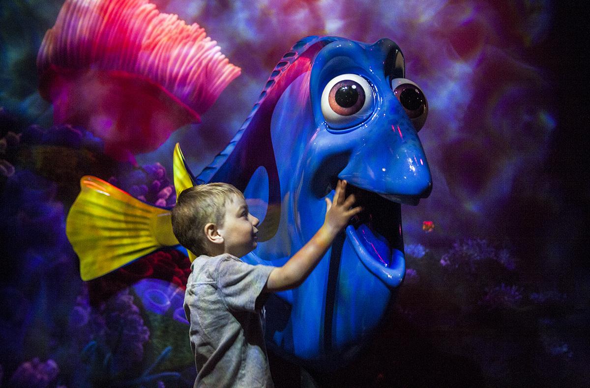 """science behind pixar museum of science. """""""