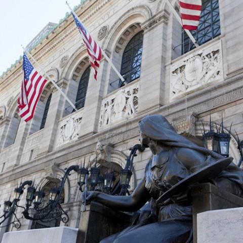 boston public library -sq