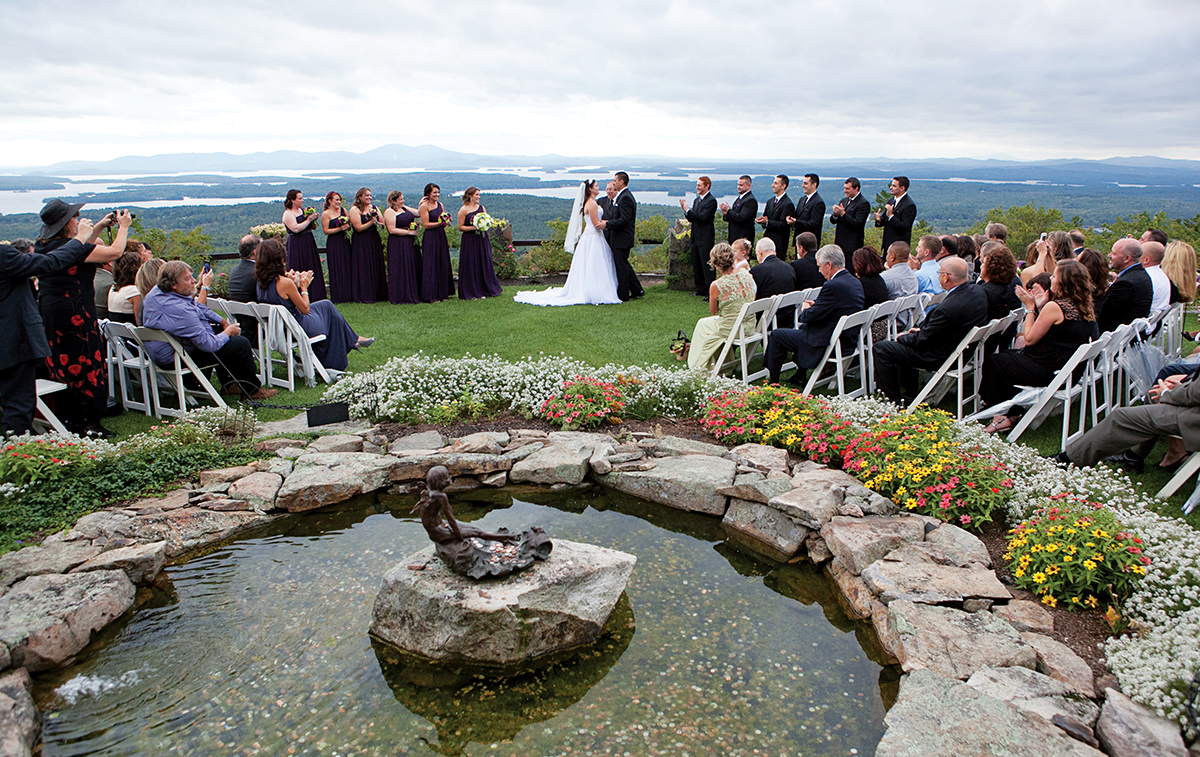 New England Wedding Venues